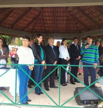 Parabéns a População de Quatro Barras pelos seus 56 anos.
