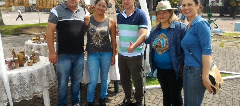 Deputado Anibelli Neto visita Agudos do Sul e parabeniza o município pelos seus 56 anos.