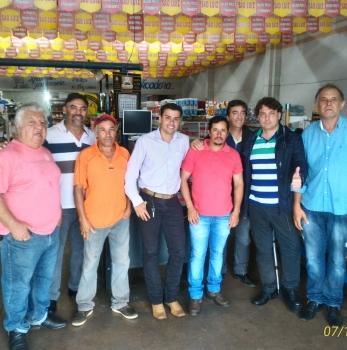 Visita aos amigos de São João do Ivaí.