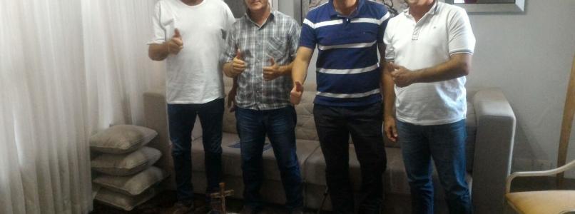Anibelli visita amigos do MDB de Pitangueiras