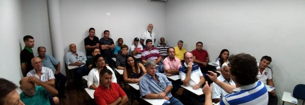 Anibelli Neto explana questões políticas delicadas do nosso estado em Cornélio Procópio
