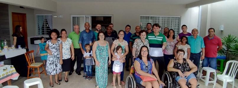 Visita a Família Mazetto de Cambé.