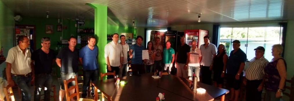 Anibelli em Cruzeiro do Iguaçu.