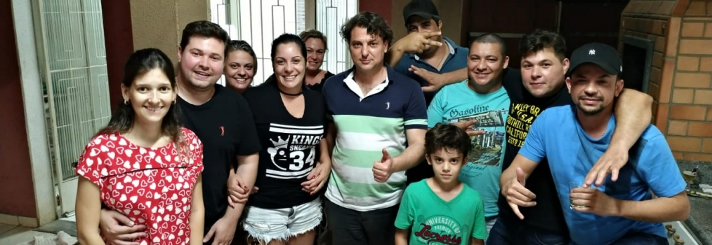 Anibelli Neto em Rondon