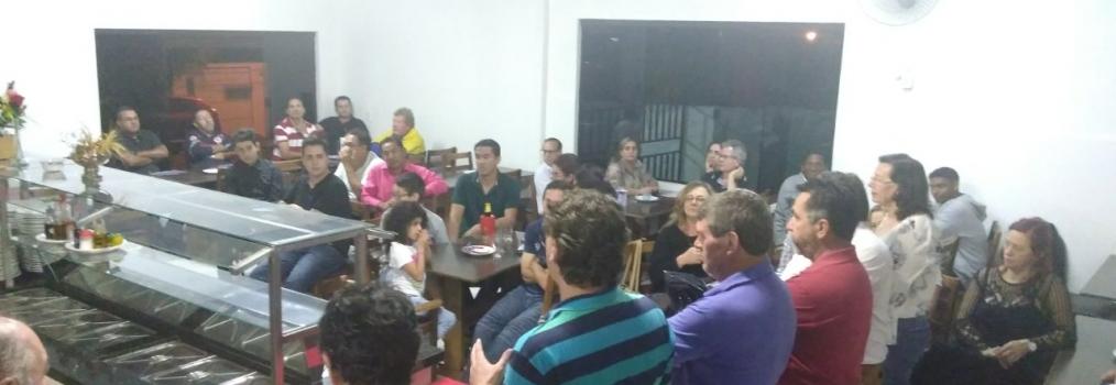 Respeito à Educação, Em reunião em Pato Branco Anibelli Neto relembra as lutas travadas pela educação do Paraná