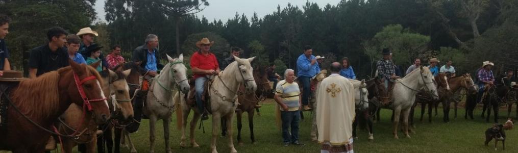 Anibelão participa de Festa no Município de Ipiranga.