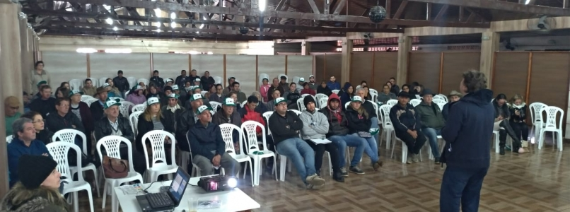 Anibelli Neto participa do Fórum da Agricultura Familiar em Agudos do Sul
