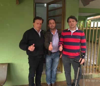 Anibelli Neto visita Leópolis