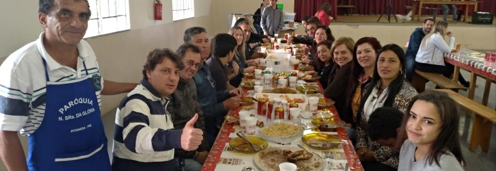 Festa Ucraniana no município de Pitanga