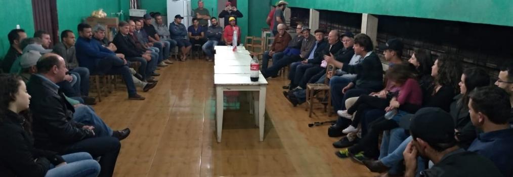 MDB de Honório Serpa recebe Anibelli Neto 15190