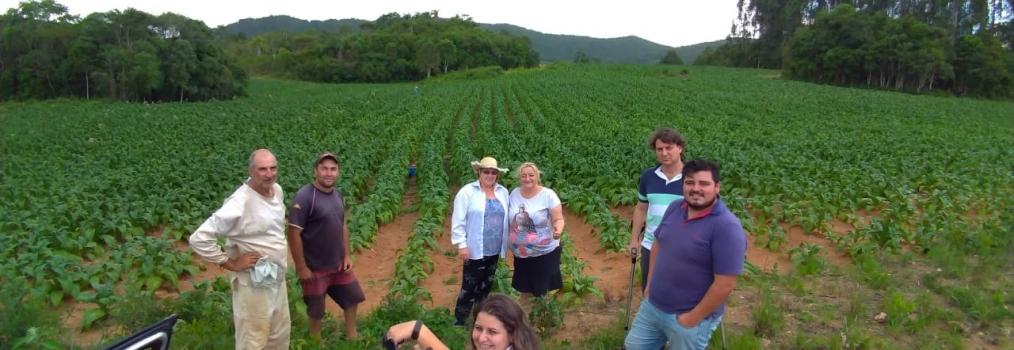 Anibelli Neto em Agudos do Sul