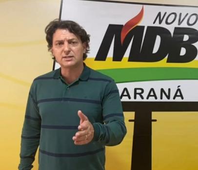 Anibelli Neto condena venda da Copel Telecom