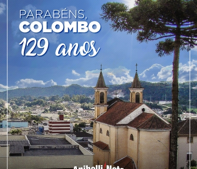 Parabéns à População de Colombo