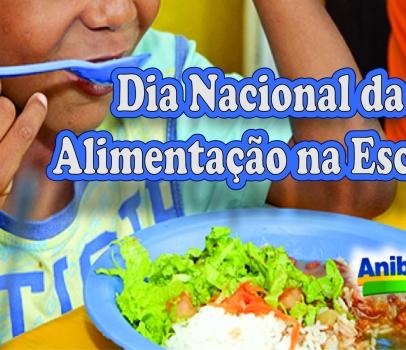 Dia Nacional da Alimentação na Escola