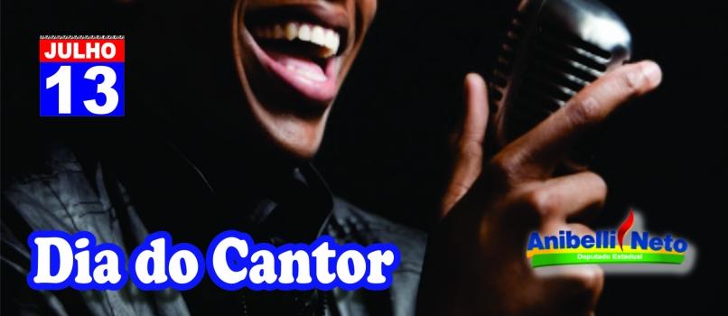 Dia do Cantor