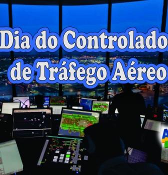 Dia Mundial do Controlador de Tráfego Aéreo