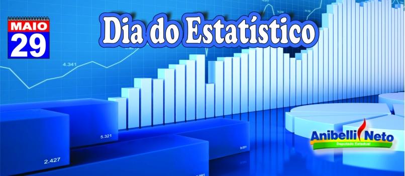 Dia do Estatístico