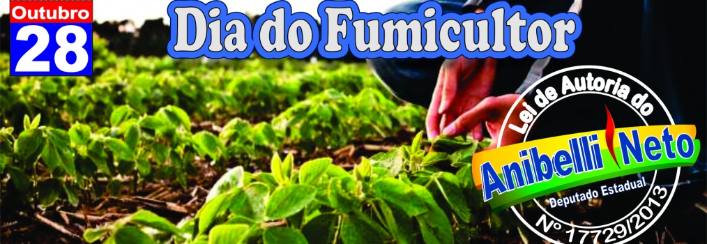 Dia do Fumicultor