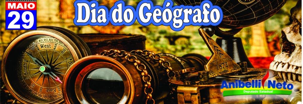 Dia do Geógrafo