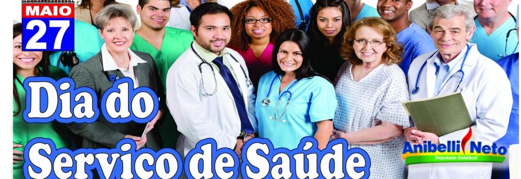 Dia do Serviço de Saúde