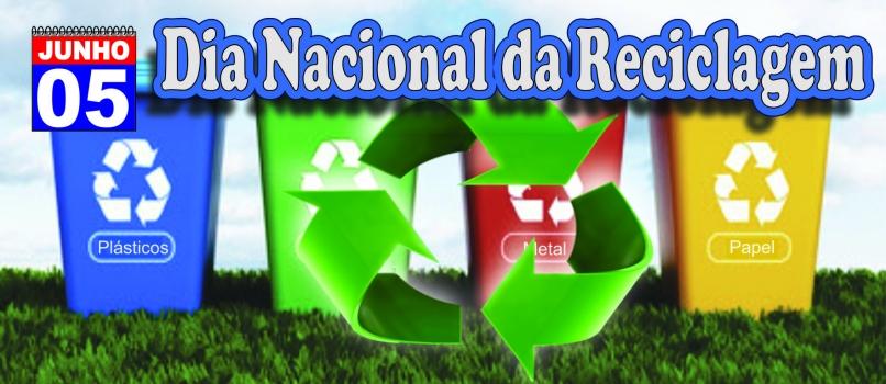 Dia Nacional da Reciclagem
