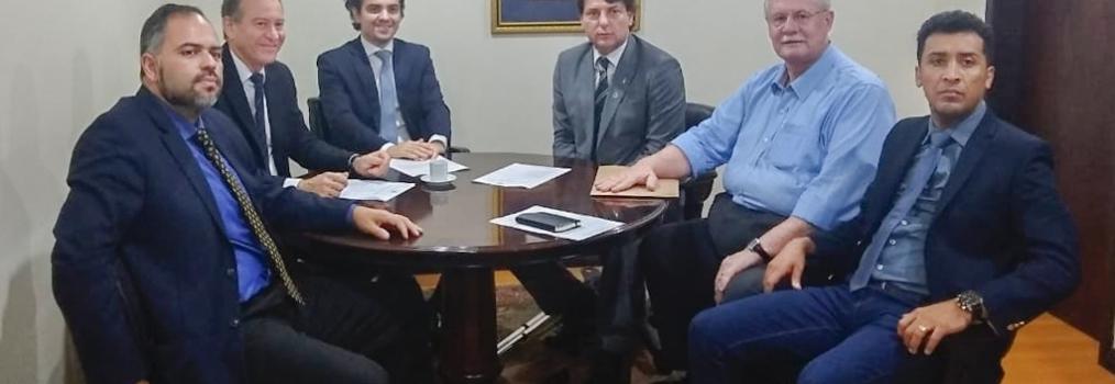 Anibelli integra Frente Parlamentar de Incentivo à Erva-Mate