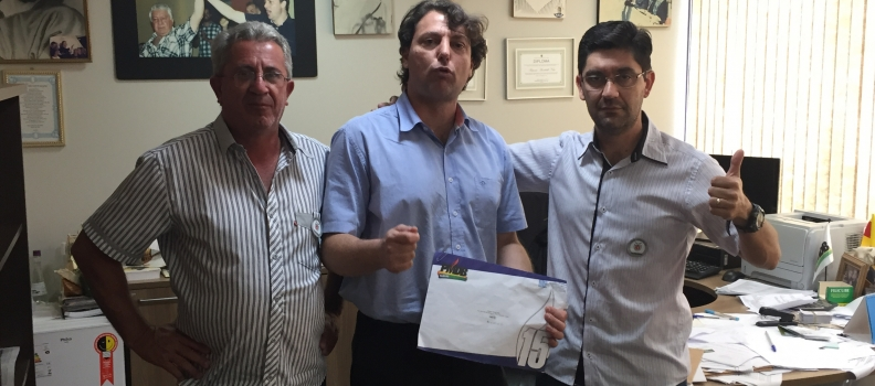 Lideranças de Paula Freitas visitam Anibelli Neto