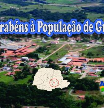 Parabéns à População de Guamiranga.