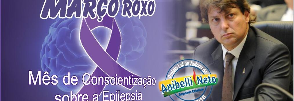 """""""Março Roxo"""", um mês para conscientização sobre a epilepsia"""