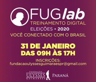 Fundação Ulysses Guimarães Paraná a todo vapor
