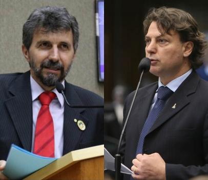 Anibelli destaca trabalho do vice-prefeito de Foz do Iguaçu no combate ao coronavírus