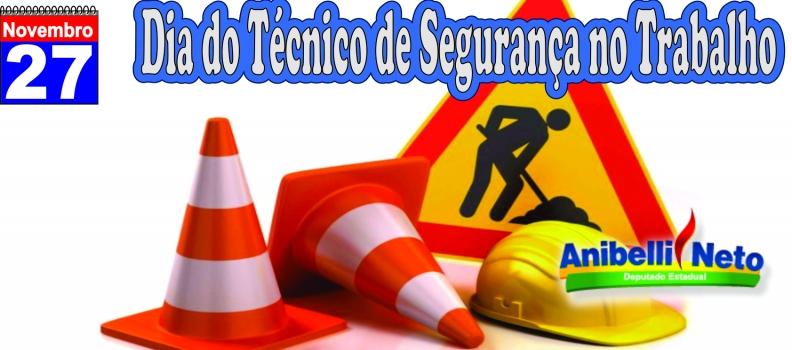 Dia do Técnico de Segurança no Trabalho