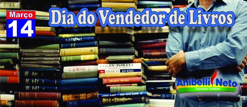 Dia do Vendedor de Livros